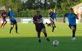 Tours (2) - Bourges : 3 - 3